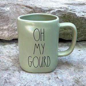 Rae Dunn OH MY GOURD Fall Mug